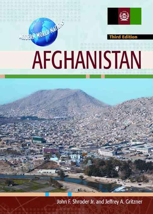 Afghanistan By Shroder, John/ Gritzner, Charles F.
